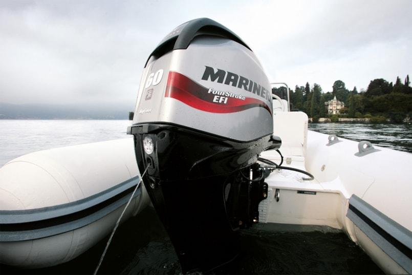 Divers aanbod van Mariner buitenboordmotoren