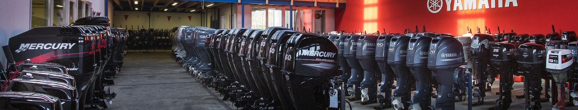 Tweedehands buitenboordmotoren te koop