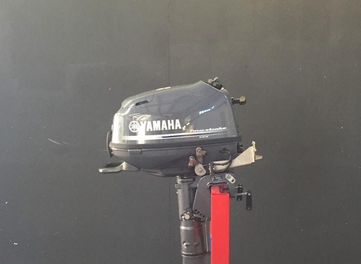 Nieuwe Yamaha 6 PK