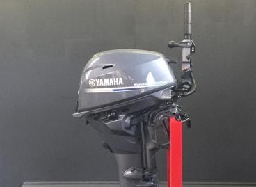 Nieuwe Yamaha 25 PK EFI